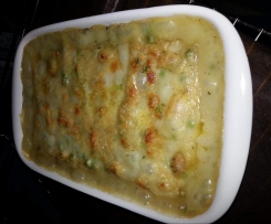 Erbsen-Cannelloni