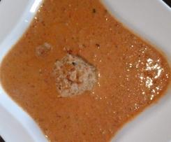 Herzhafte Aiwar Suppe