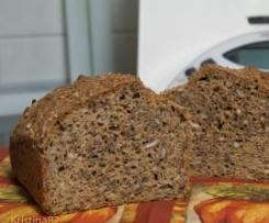 Variation von Leckeres schnelles einfaches Brot