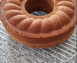 Mohn-Eierlikör-Kuchen