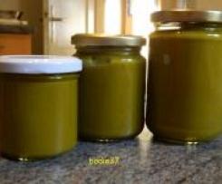 Variation von Gewürzpaste für Gemüsebrühe