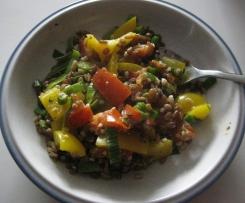 6-Korn-Gemüse-Teller