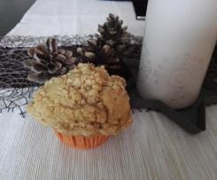 Apfel-Zimt Muffins - vegan