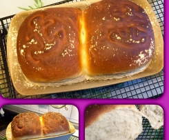 Dinkel-Buttermilch-Toast