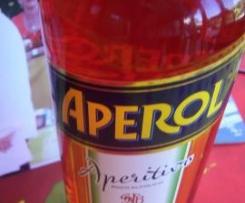 Aperol - Zabaione ..für Eis ...