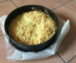 Käse-Fladenbrot (ohne Hefe)