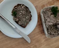 Leberwurst vegan