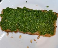 Kapuzinerkresse - Pesto