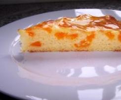 Mandarinen-Buttermilch-Tarte