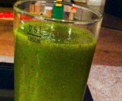 Grüner Smoothie - Grundrezept