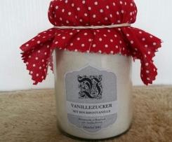 Vanillezucker (ohne Klumpen)