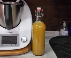Orangen-Ingwer-Glühwein