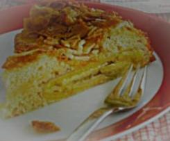 Kinder-Bananen-Cornflakes-Kuchen
