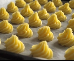 Herzogin Kartoffeln - Pommes Duchesse