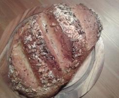 Schnelles Mehrkorn-Brot