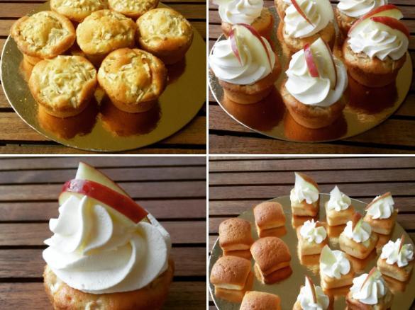 Apfelsaft Kuchen Oder Muffins Einfach Schnell Soft Von Zawel Ein