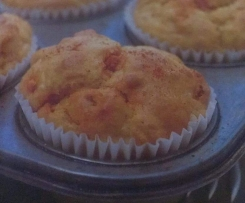 Pikante Chorizo - Muffins