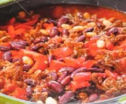 Chilli corn carne, klassisch