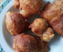 Kartoffel-Hefebällchen Kartoffelkrapfen