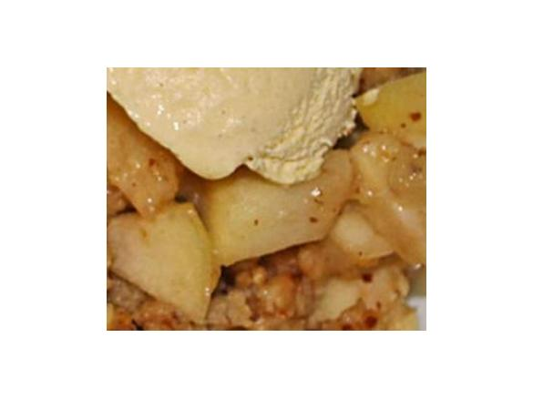 apple crumble von baleka auf der thermomix community. Black Bedroom Furniture Sets. Home Design Ideas