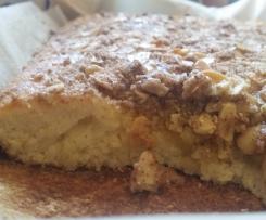 Buttermilchkuchen vom Blech schnell & lecker