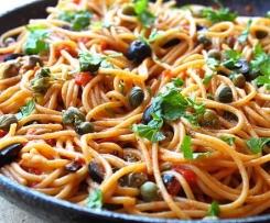 Fixes Tomatensugo alla siciliana