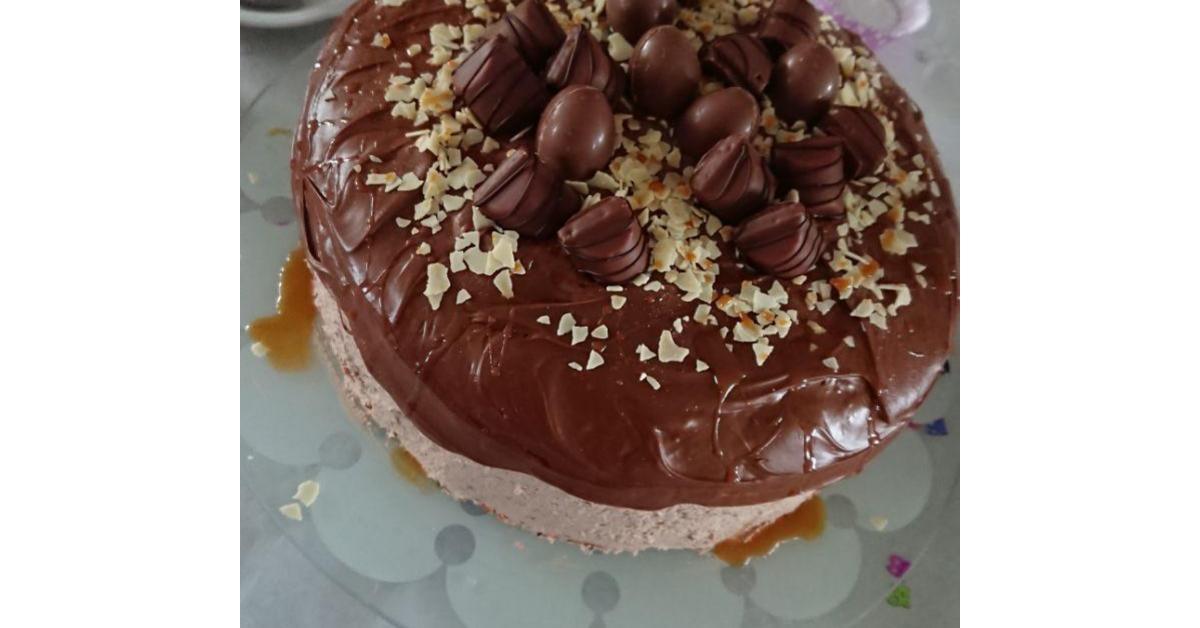 Kinder Bueno Torte Von Hertel193 Ein Thermomix Rezept Aus Der