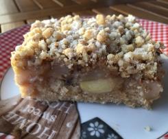 Apfel-Birnen-Walnuss-Kuchen (aus TM-Magazin 5/16)