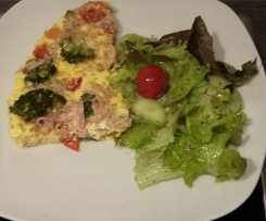 Low Carb Frittata