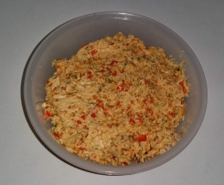 Kräuterbutter mit Paprika