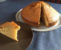 Schneller Baileys-Kuchen