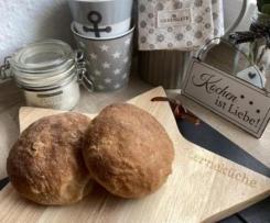 Dinkel-Kartoffel-Brötchen