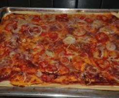 Pizza wie vom Italiener