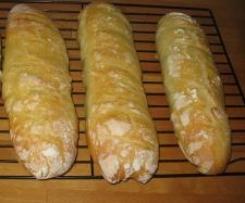 Leckeres Kartoffel Baguette