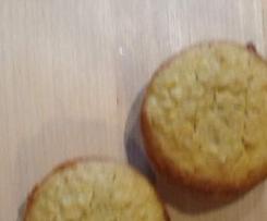 Frühstück Muffins (Haferflocken/Quark)