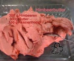 Butter Himbeerbutter