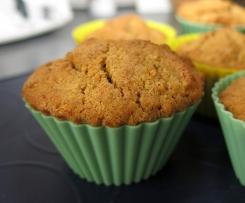 Karotten-Nuss-Muffins