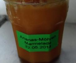 Ananas-Möhren Marmelade