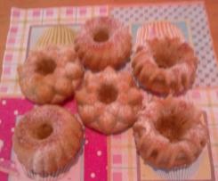 schnelle Spekulatius Gugl - Muffins