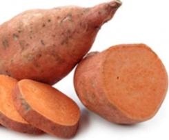 Süßkartoffelsuppe
