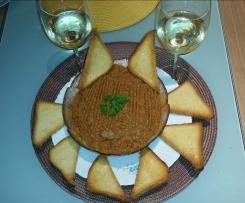Beefsteak Tatar wie im Uvala