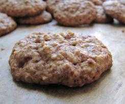 Basler Brauns (Schoko-Mandel-Kekse)