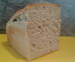 Weizenmischbrot mit Sauerteig - sehr locker