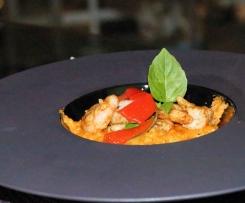 Paprika-Fenchel-Risotto