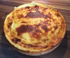 Pfirsich-Schmand-Käsekuchen