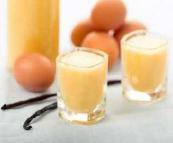 Variation Eierlikör mit ganzen Eiern