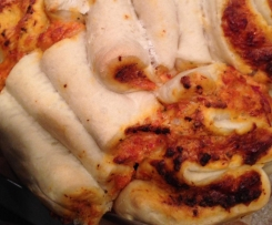 Pizza Falte