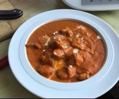 Chicken Makahnwala / Makhani / Indisches Butter Chicken