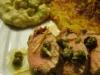 Schweinefilet mit Selleriepüree