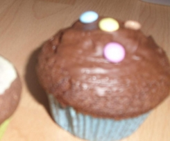 Nutella - Muffins/Kuchen
